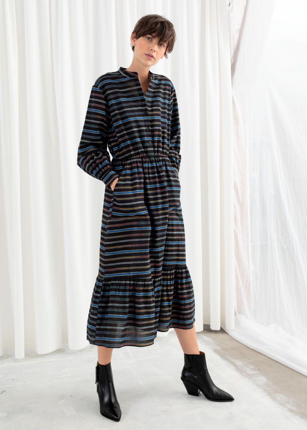 37+ Striped midi dress ideas in 2021