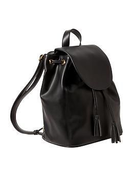 Women's Faux-Leather Backpack Purse | Old Navy - handbags, summer ...