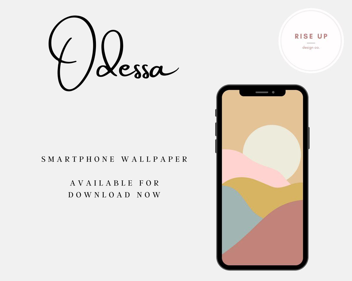 Odessa Smartphone Wallpaper Abstract Apple Iphone Background Minimalist Iphone Wallpaper Smartphone Background Smartphone Wallpaper Minimalist Iphone Smartphone