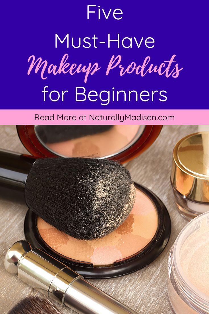 Makeup Products for Beginners in 2020 Makeup for