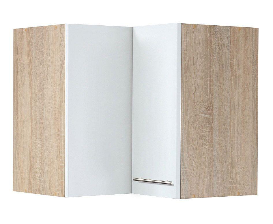 Wiho Küchen Eck-Hängeschrank »Montana«, Breite 60 x 60 cm Jetzt