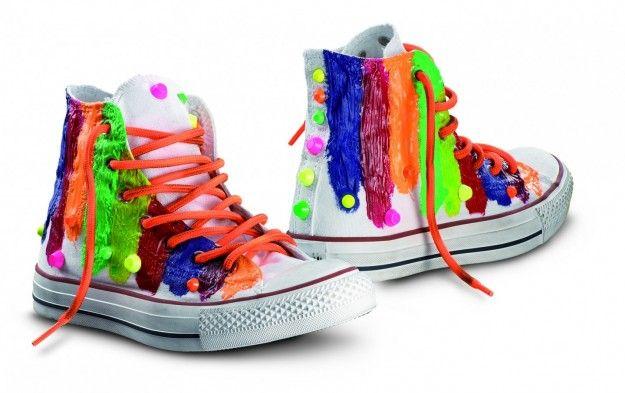 converse colorate