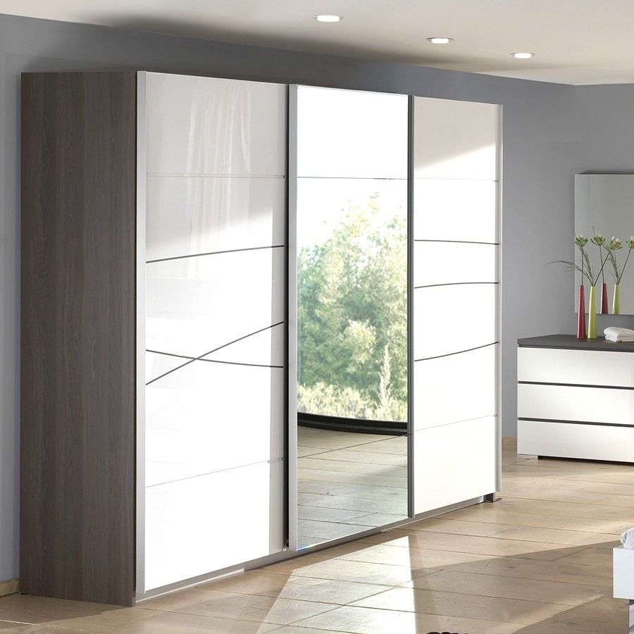 Armoire But Porte Coulissante With Images Wardrobe Door