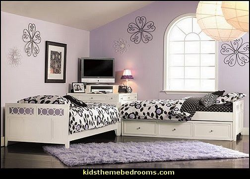 Shared Teen Bedroom Ideas Sharing Bedrooms Decorating Girls Shared Bedrooms