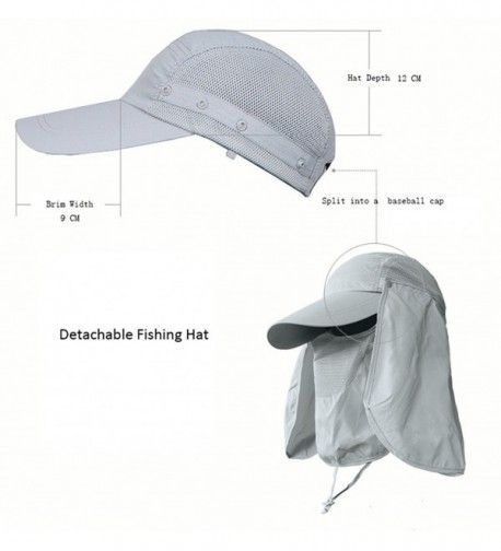 Outdoor Mask Hat With Head Net Mesh Face Protection Sun Flap Cpas Dark Grey CY183IGS40Z Outdoor Mask Hat With Head Net Mesh Face Protection Sun Flap Cpas Dark Grey CY183I...