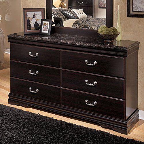 Ashley Furniture Signature Design Esmarelda Dresser 6 Drawer
