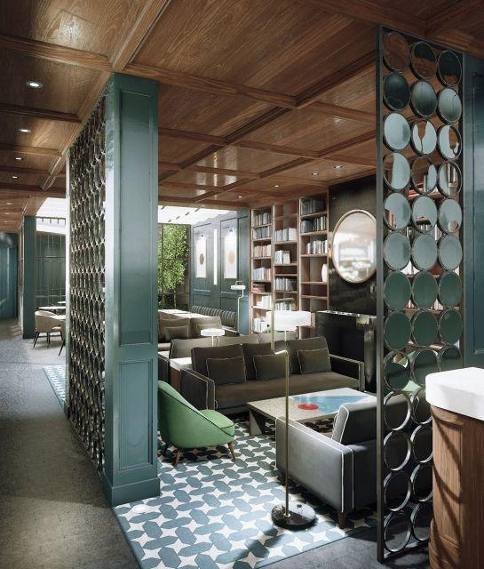 Sneak peek le roch hotel and spa in paris france hotel for Hoteles diseno paris