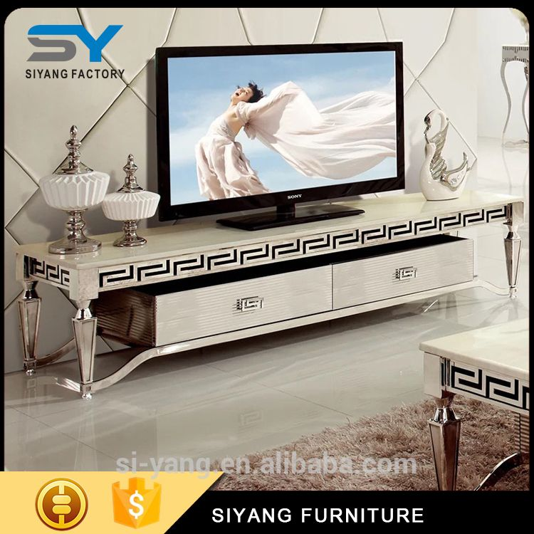 Find This Pin And More On TV Cabinet Stainless Steel By Siyangfurniture