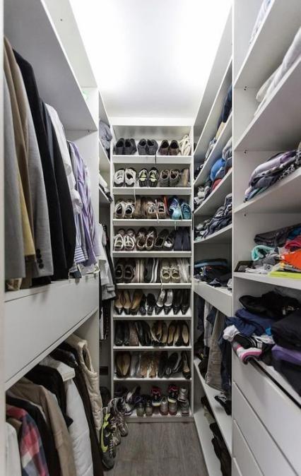 65 Ideas For Walking Closet Modernos Mujer Closet Layout