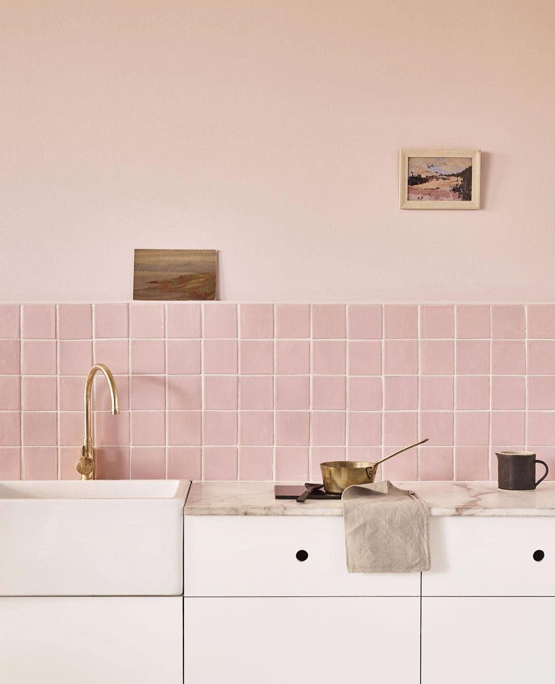The Perfect Combination Of Colour Size And Artisan Style Combines To Make Our Campinola Tile Just Kitchen Splashback Splashback Tiles Kitchen Splashback Tiles