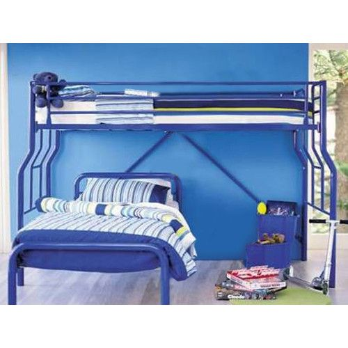 Tubular Furniture Loft Bunk Bed Reviews Wayfair Australia Kids