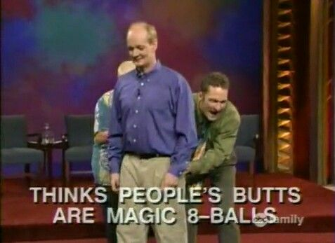 Whose Line Is It Anyway Hookup Service Video Compilation