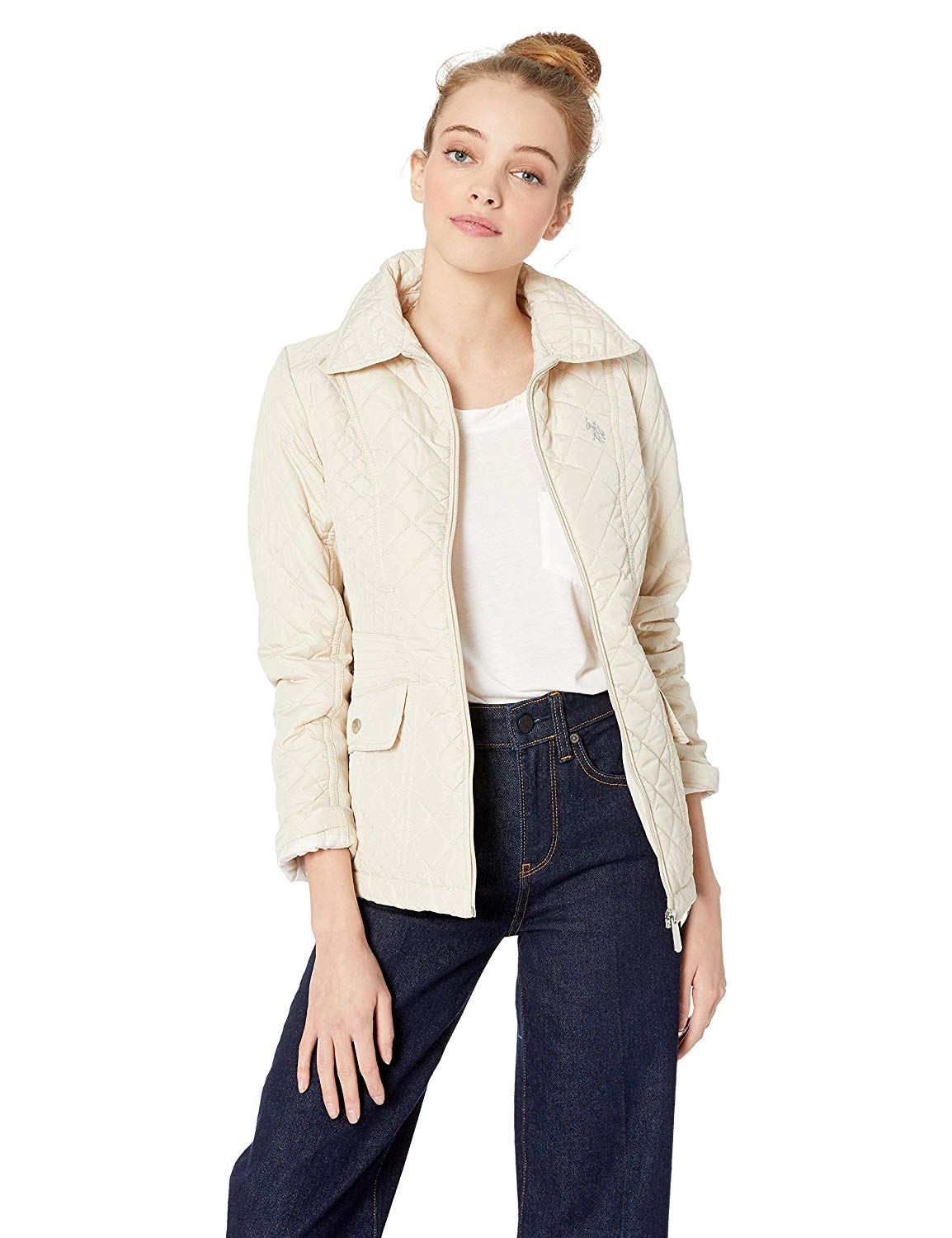 U S Polo Assn Women S Fashion Outerwear Jacket You Can Find Out More Details At The Link Of The Image This Is Outerwear Fashion Outerwear Jackets Fashion [ 1500 x 1154 Pixel ]