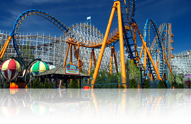 Six Flags Great America Illinois 6 Hour Drive From Our House In Mn Short Drive Makes For An Easy Cheap Oh The Places You Ll Go Cheap Vacation Great America