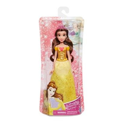 Disney Princess Royal Shimmer – Belle Doll