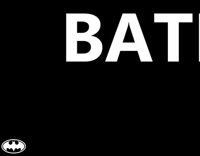 """Check out new work on my @Behance portfolio: """"BATMAN MASK TYPOGRAPHY"""" http://be.net/gallery/43932799/BATMAN-MASK-TYPOGRAPHY"""