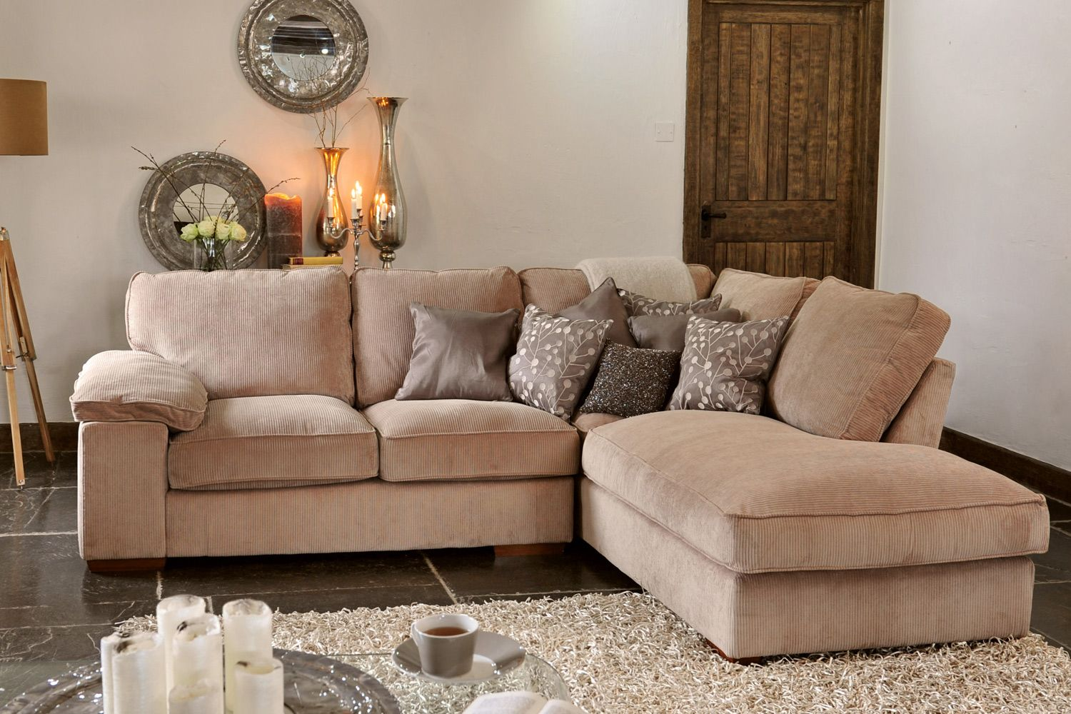 Explore Brown Living Rooms Small And More Utah Corner Sofa From Harvey Norman Ireland