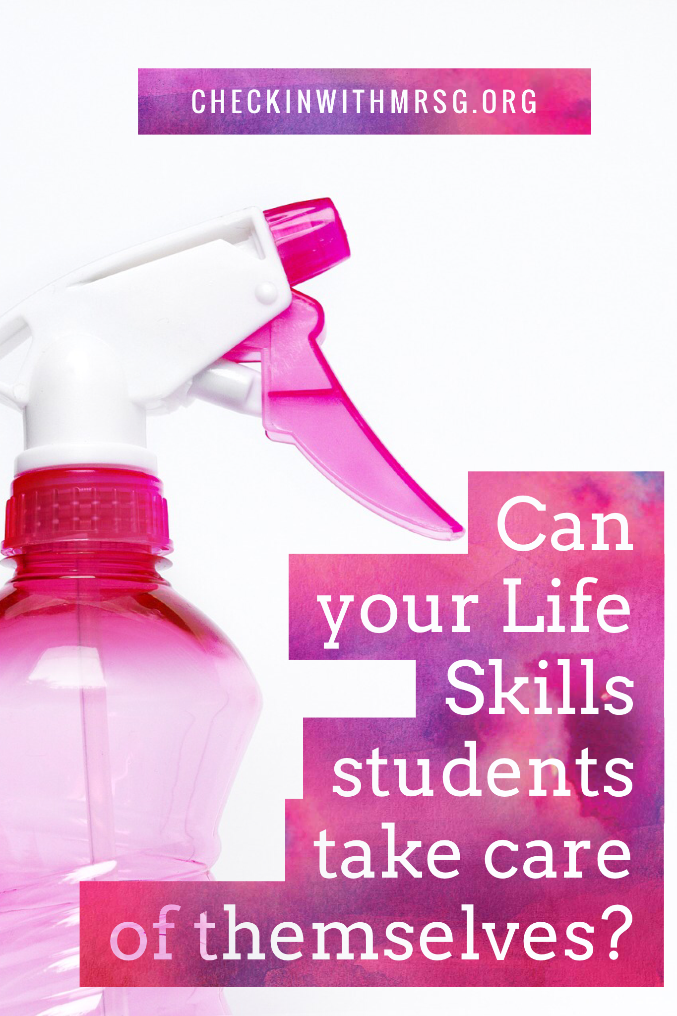 Teach Functional Life Skills In Special Education