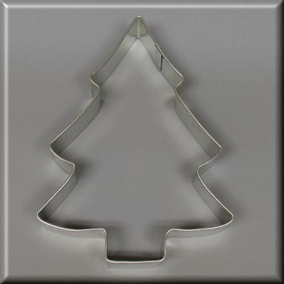 5 Christmas Tree Cookie Cutter 5 Christmas Tree Cookie Cutter/Low