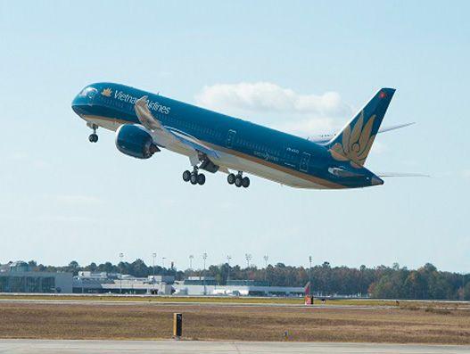 Boeing Delivers 10th 787 Dreamliner To Vietnam Airlines Vietnam Airlines Boeing Airlines