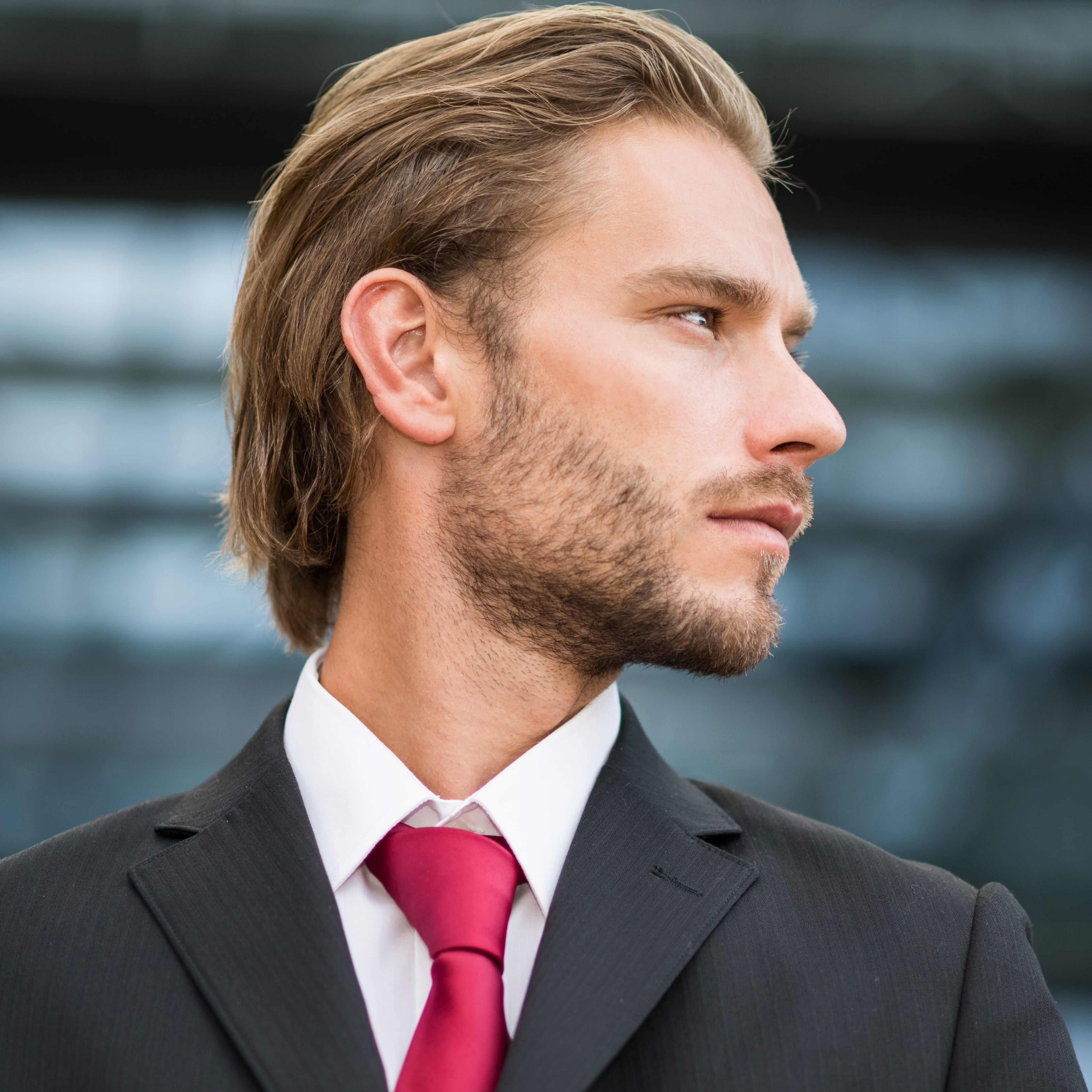 30 slicked back hairstyles a classy style made simple