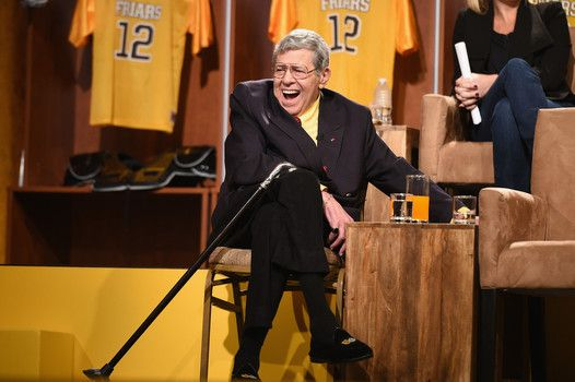 awesome Jerry Lewis telethon scrapped for wonderful:  MDA Exertions Day telethon ran for many years
