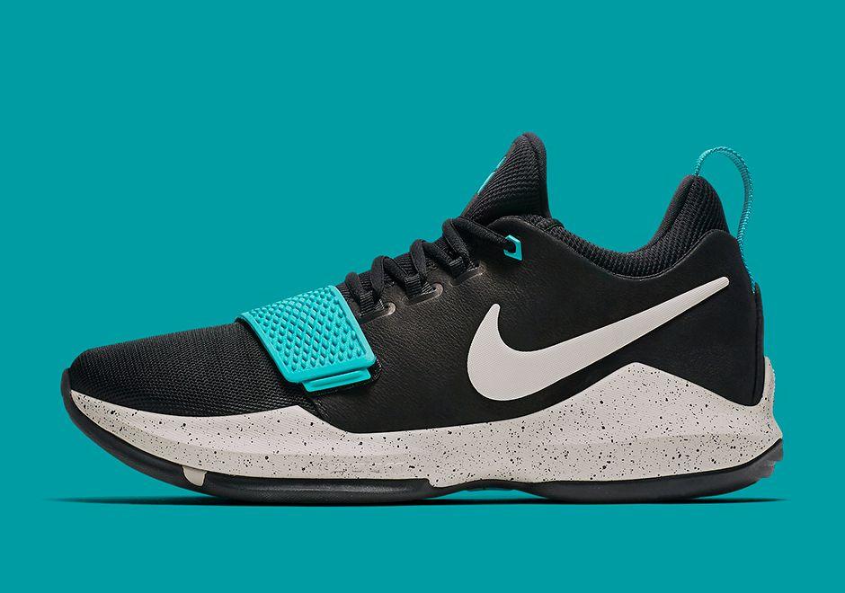 The Nike PG 1 Light Aqua (Style Code