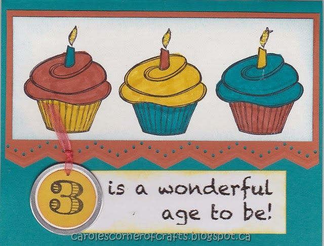 Milestone Birthday 3 Years Old B03c Cards Ages Pinterest