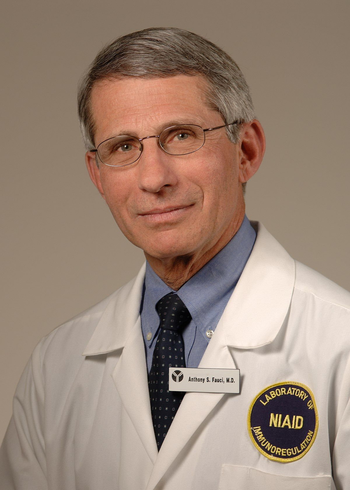 Dr. Anthony Fauci Wikipedia New York in 2020 Anthony