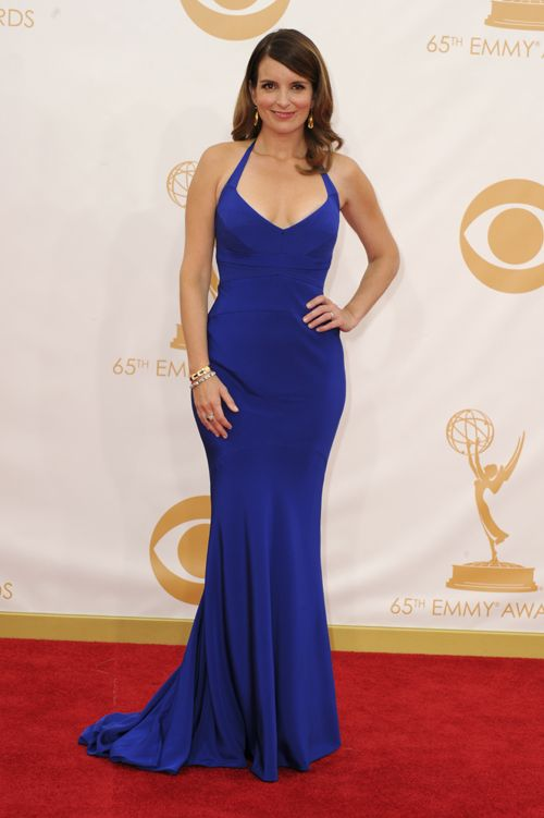 2013 Emmy Awards Red Carpet Pictures - Tina Fey | Rolling Stone