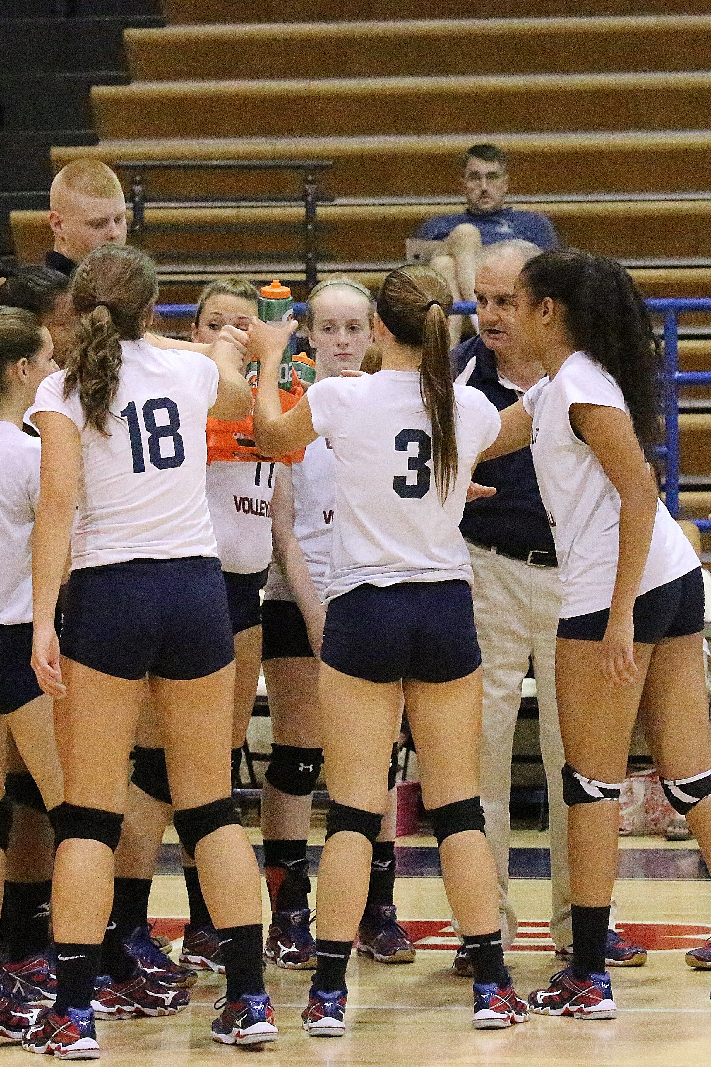 Metro 17 North Metro Volleyball Frederick Maryland Volleyball Hudl