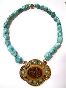 Vintage turquoise jewelry asian - Bing Images