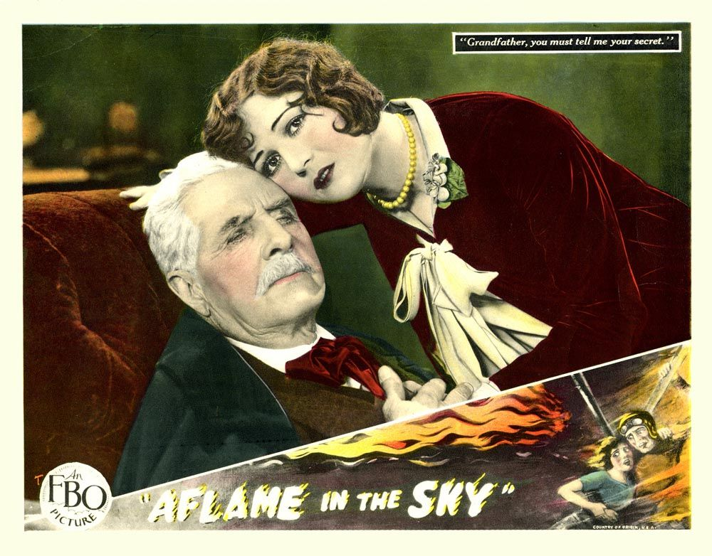 Watch Aflame in the Sky Full-Movie Streaming