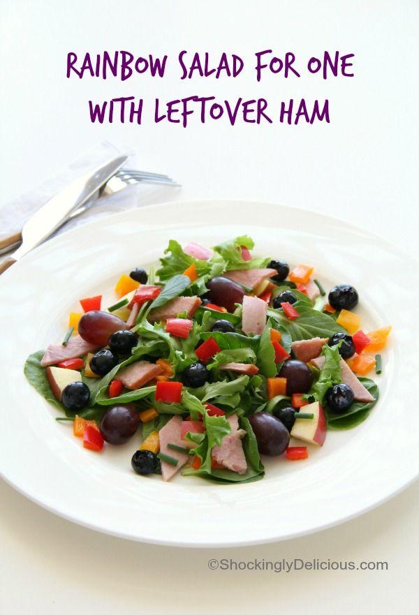 Ham Salad Meal Recipes