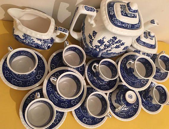 Villeroy Boch Rusticana Teapot Coffee Server 25 Pieces Made