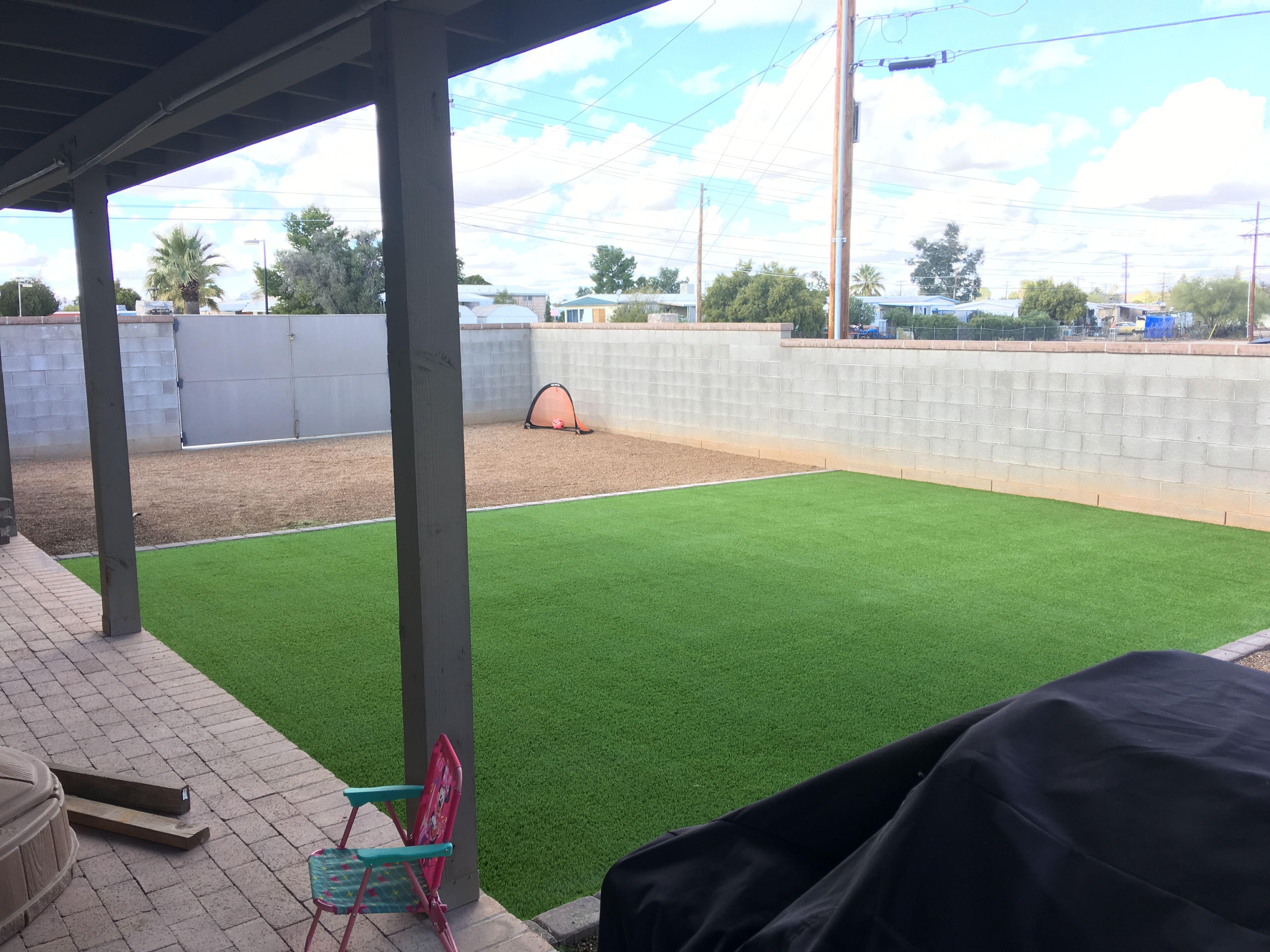Pin by Cassandra Jensen on Backyard | Baseball field ...