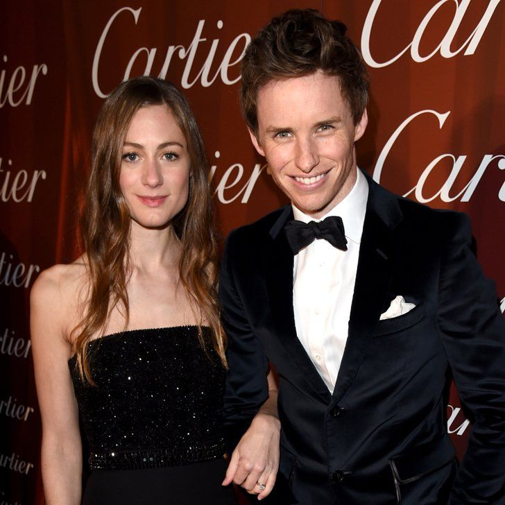 "Newlywed Eddie Redmayne: It Feels ""Good Weird"" To Call"