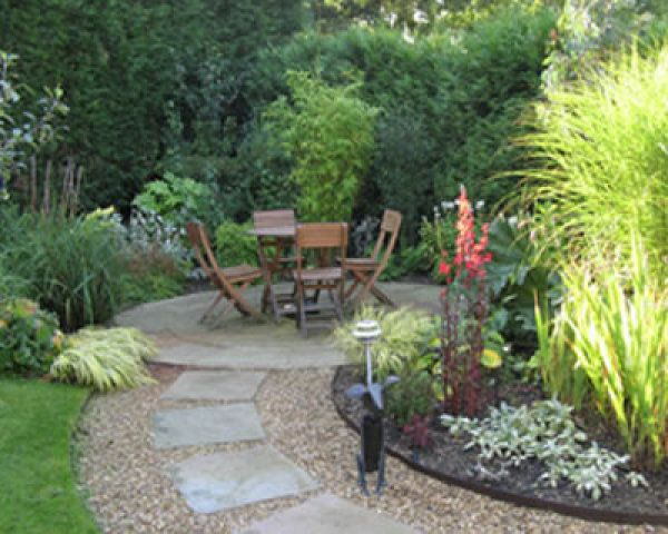 Amanda Broughton Garden Design In Barnet Herts Grasses Landscaping Garden Design Mulch Landscaping