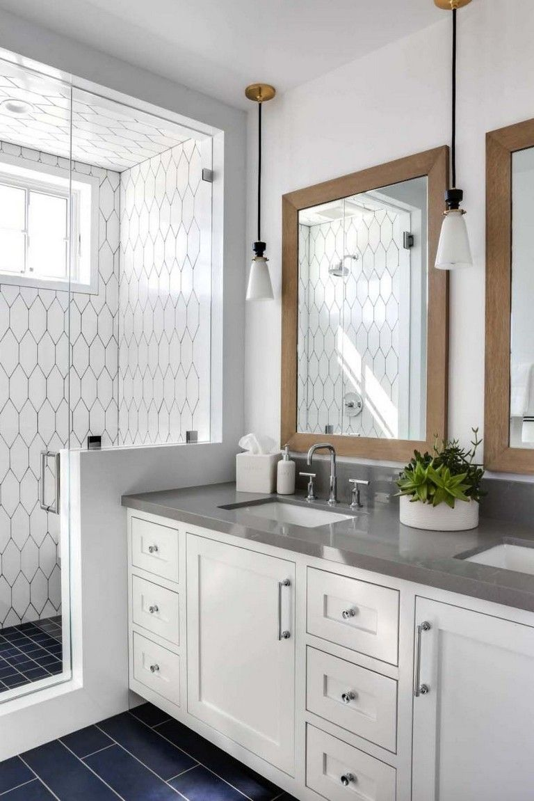 45 Amazing Bathrooms With Stunning Details Amazing Bathrooms Dream Bathrooms Bathroom Interior Design