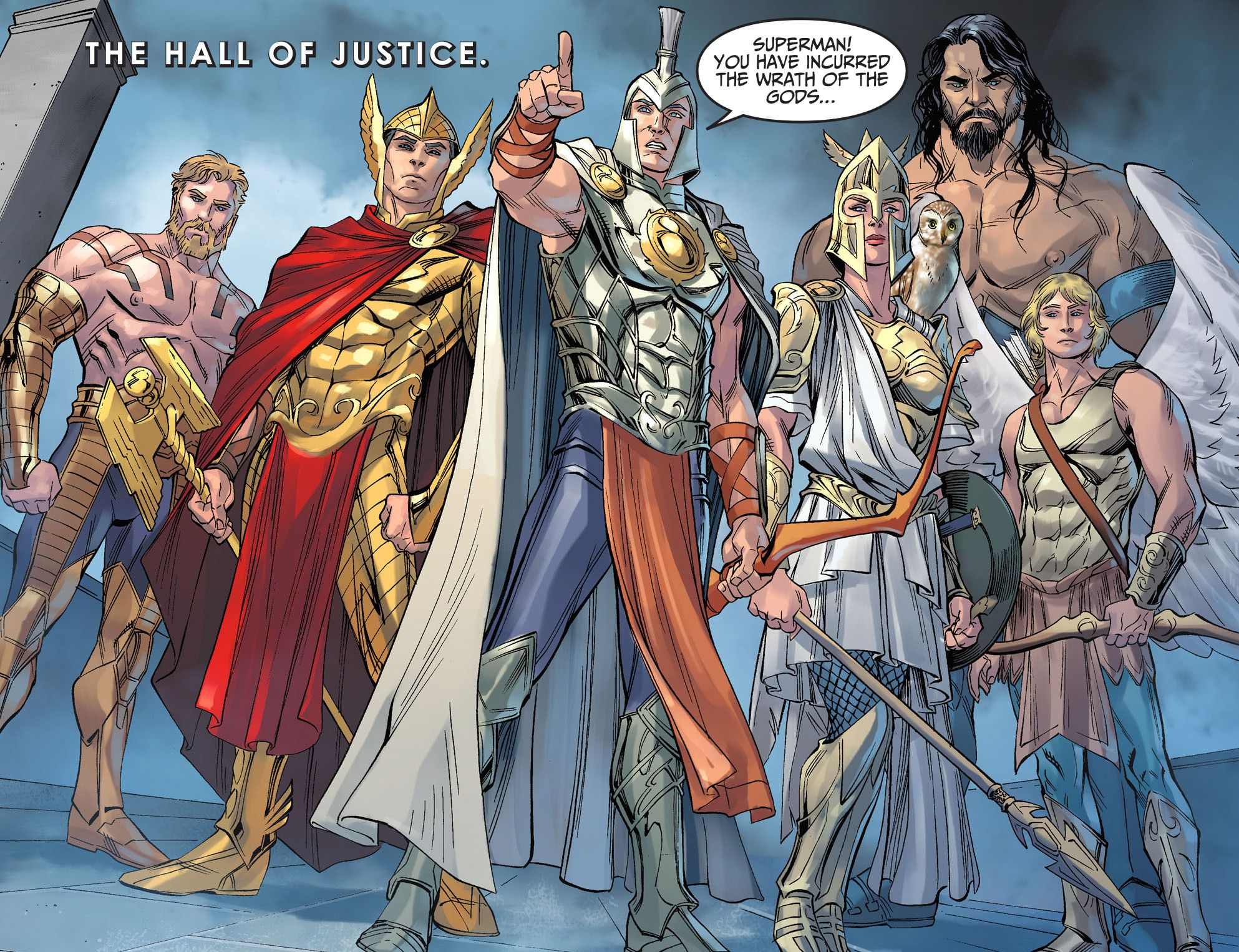 Injustice Gods Among Us Year Four Eros Google Search