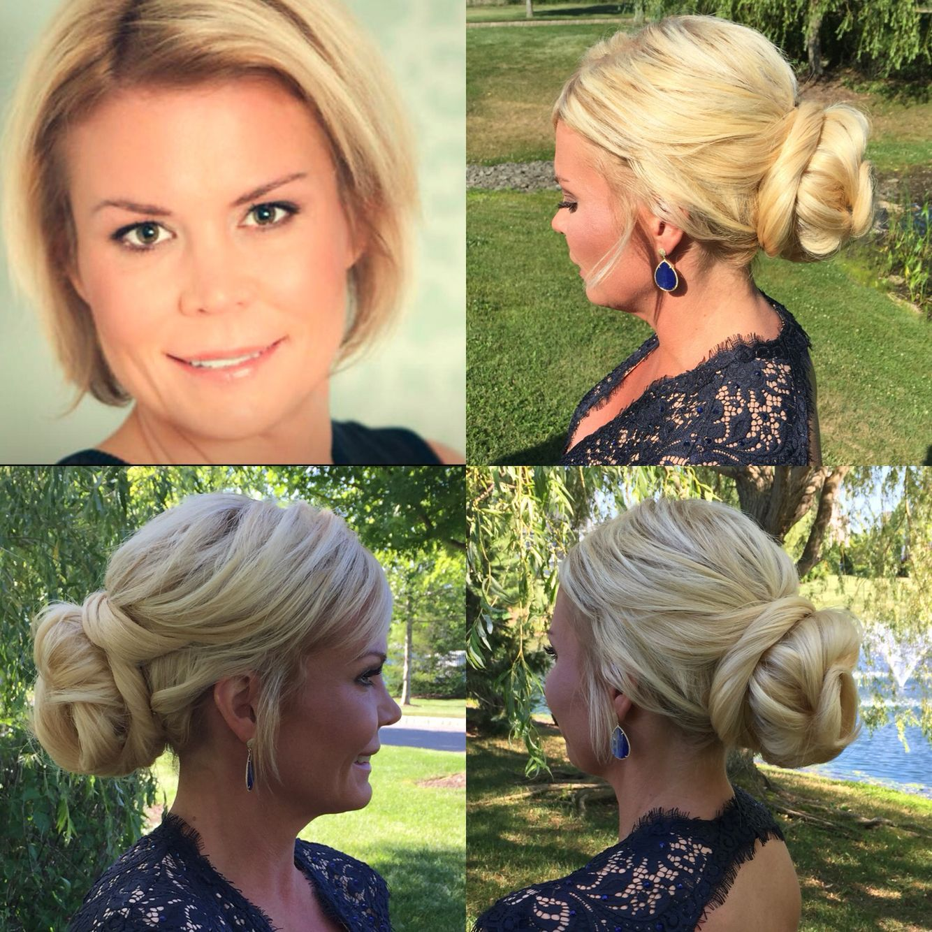 The Power Of Hair Extensions Clip In Weft Is Used To Transform