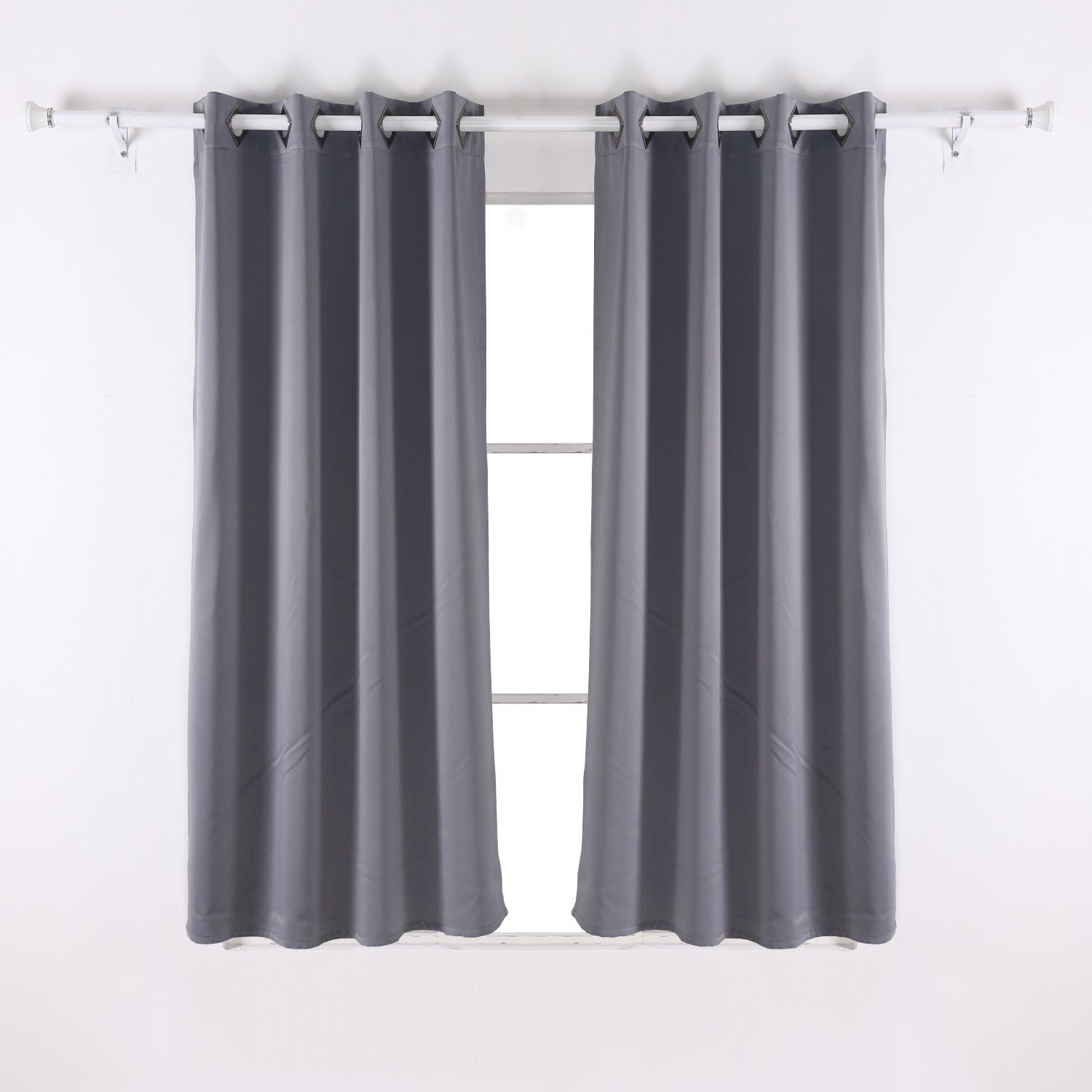 Different Specifications A Of Magnetic Curtain Rods Amazon Com Deconovo Solid Room Darkening Curtains Thermal Insulated Blackout Curtains Grommet Blind Dwjwgqr Thermal Insulated Blackout Curtains Room Darkening Curtains Insulated Blackout Curtains