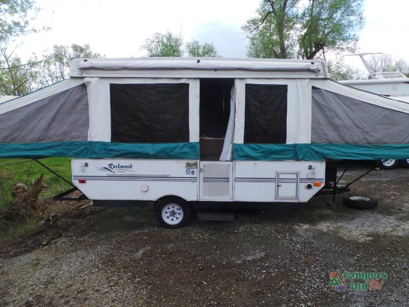 Used 2002 Forest River Rv Rockwood Freedom 2280 Folding Pop Up