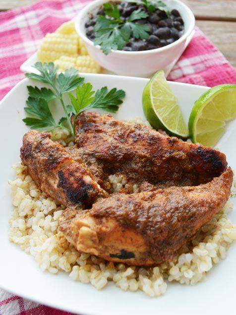 Recipe: Caribbean Jerk Marinade   Family Gone Healthy