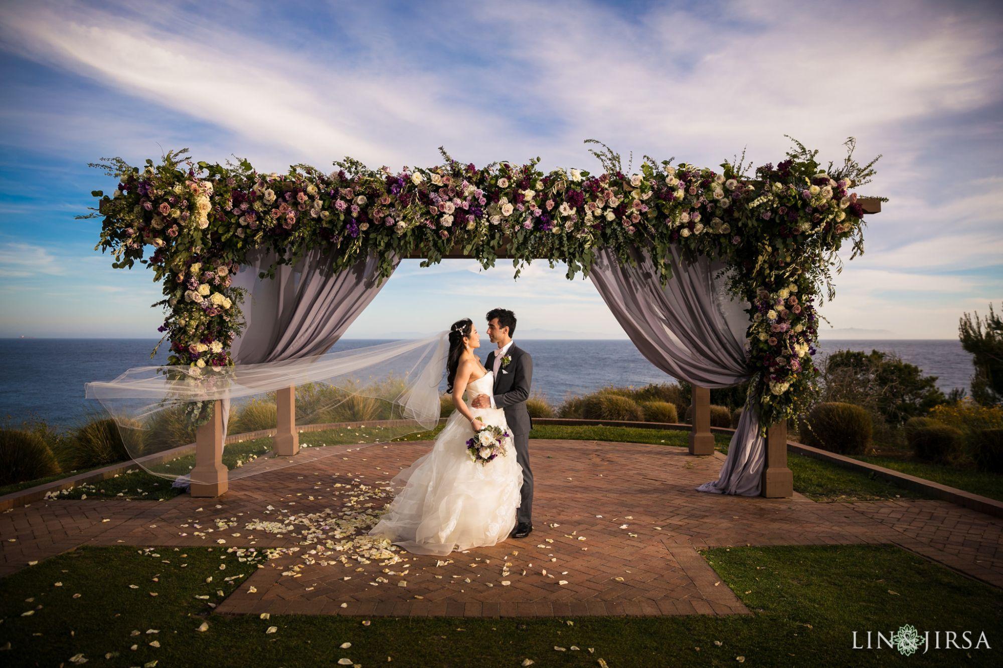 Terranea Resort Rancho Palos Verdes Wedding Wedding