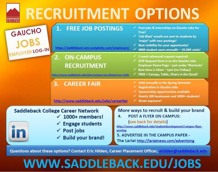 flyers for college recruitment flyer