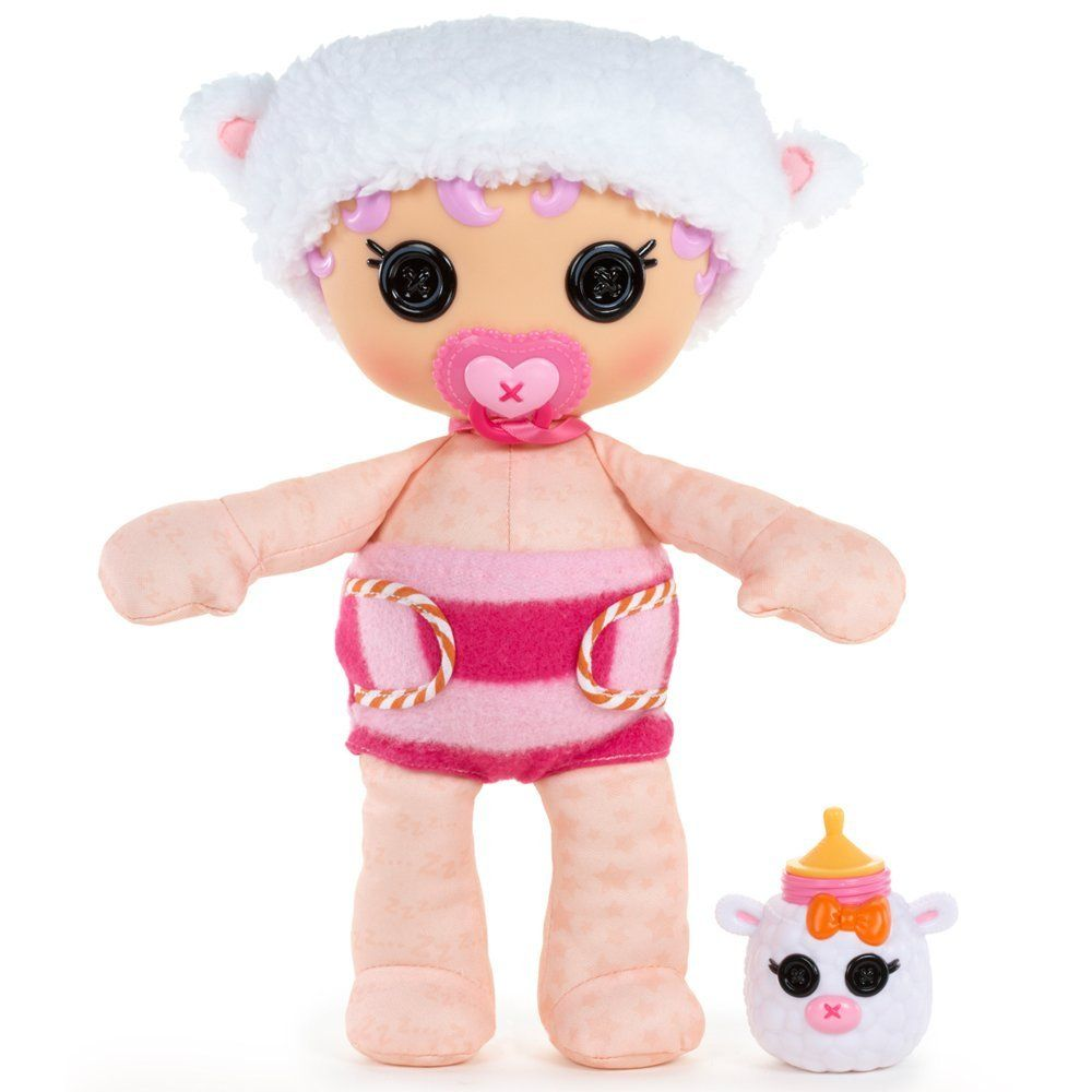 Lalaloopsy Babies Pillow Featherbed Doll Lalaloopsy Collection