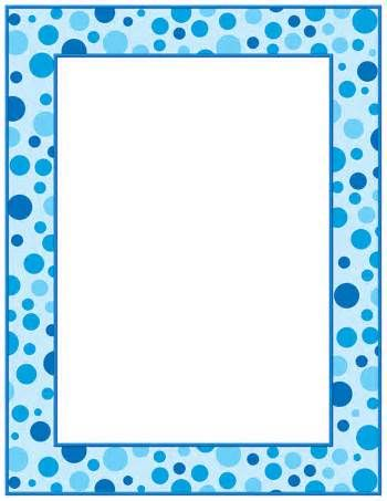 graphic regarding Free Printable Baby Borders for Paper named free of charge printable boy or girl boy blue border - Yahoo Picture Glance