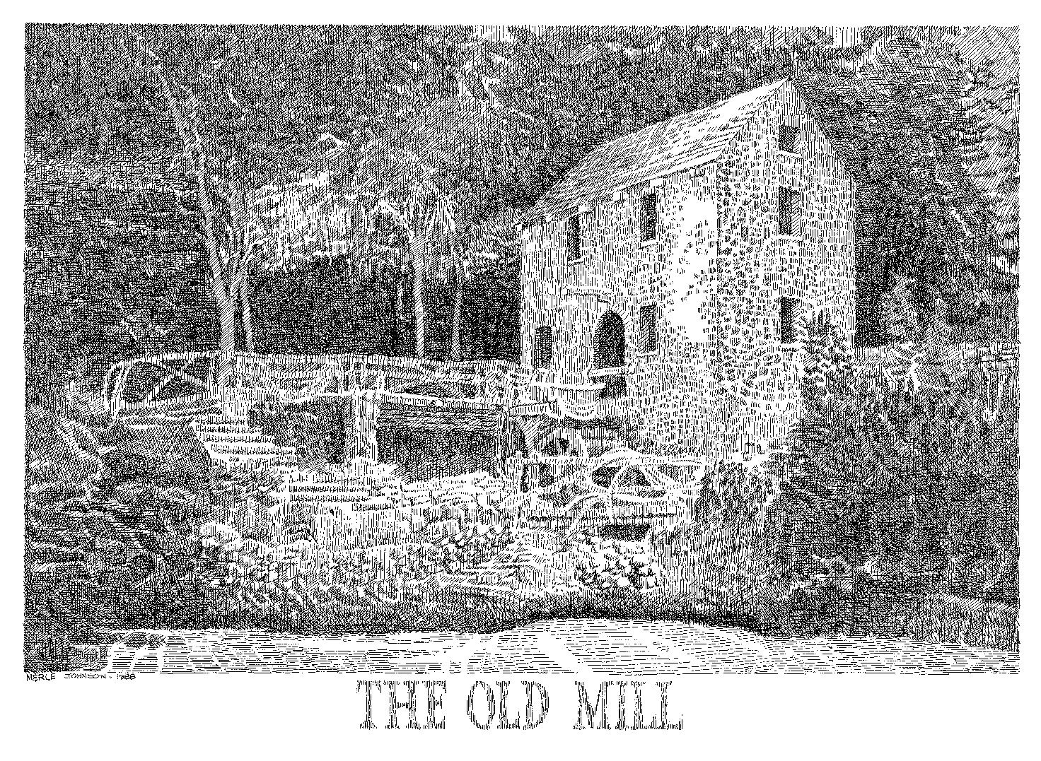 Old Mill, North Little Rock Arkansas   Interesting coloring * pages ...