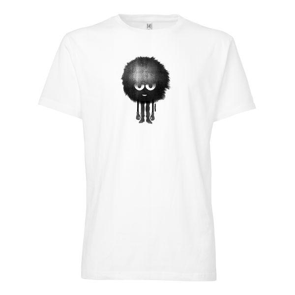ThokkThokk - T-Shirt Weiß Bio & Fair // TT02 Herren // 100for10 Genevieve Gauckler | Avocadostore